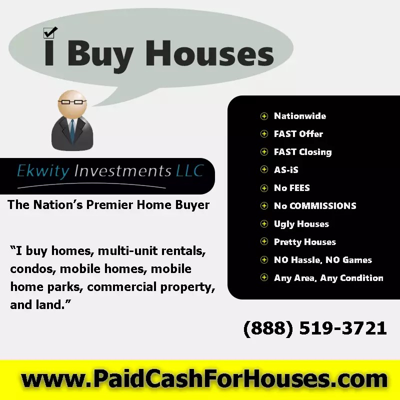 Sell my house fast Vegas, Dallas, Los Angeles, San Francisco, Fort Worth