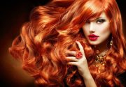 color and keratin hair models