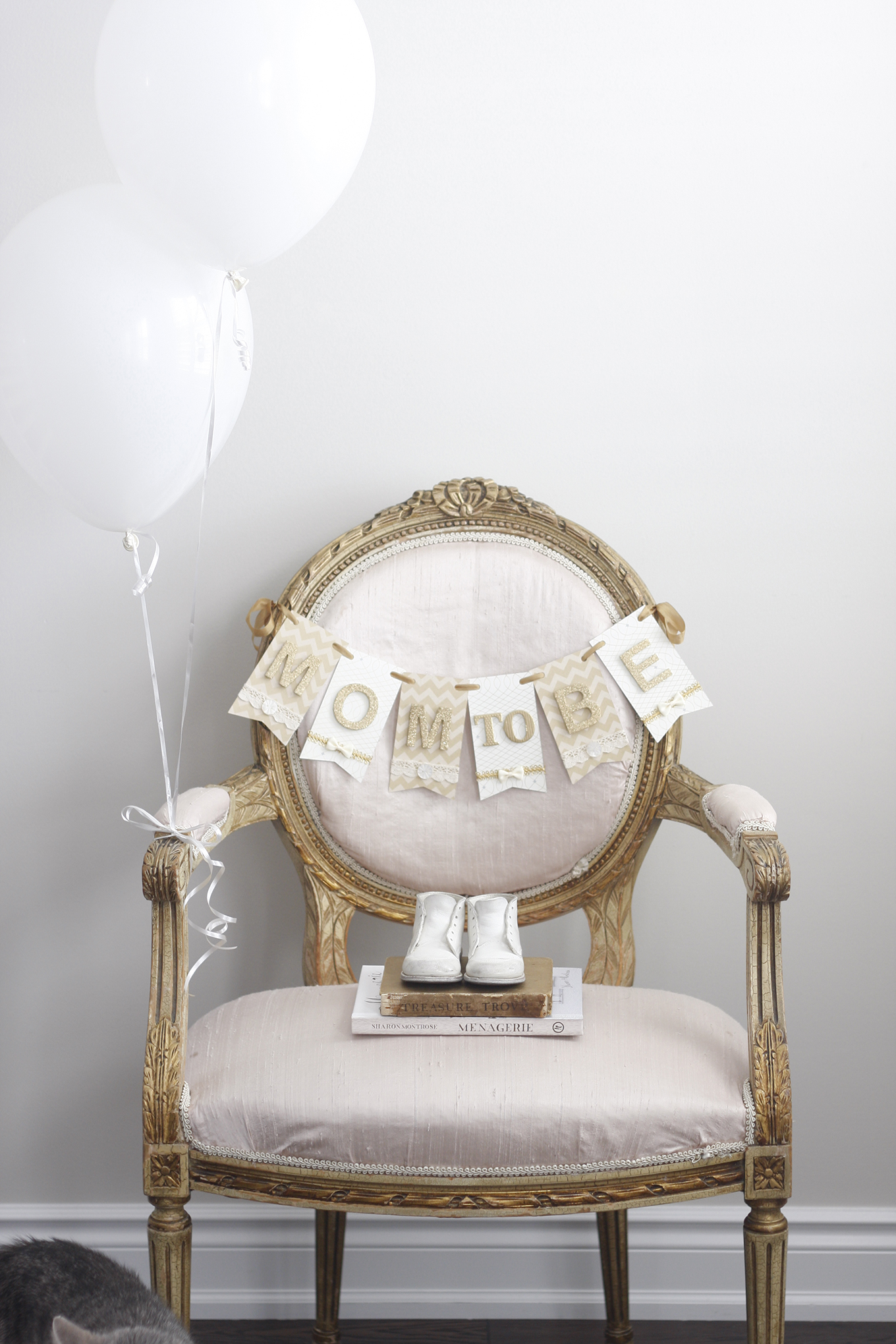 baby shower chair decorations ashley and ottoman parties blog categories paige smith