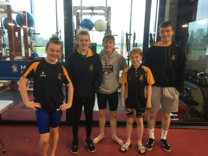 Strong Swims at Long Course Meets