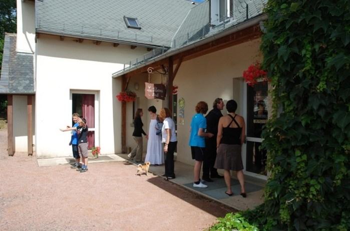 Bienvenue au gîte de Pailherols dans le Cantal