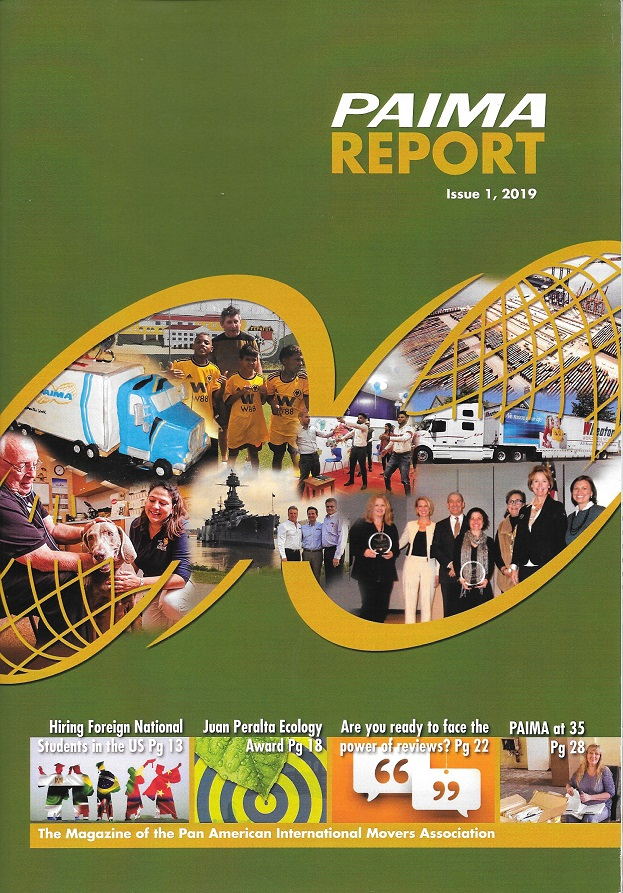 PAIMA Report Issue I – 2019