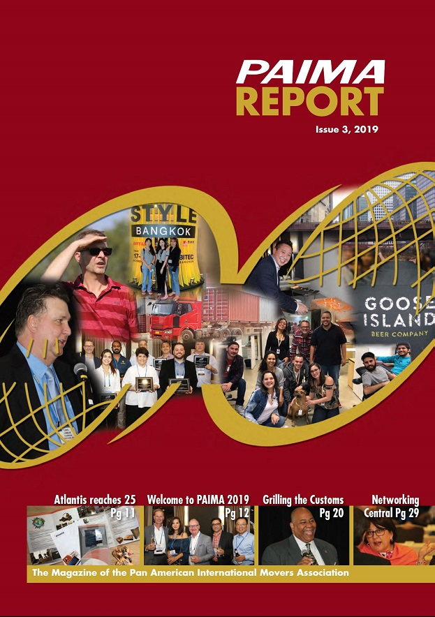 PAIMA Report Issue III – 2019