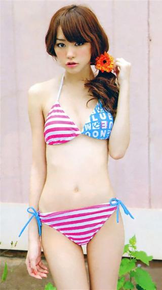 桐谷美玲水着、下着グラビアエロお宝画像9