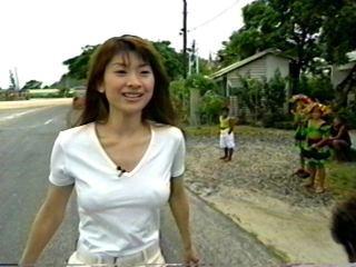 篠原涼子乳首の突起が胸ポチエロお宝画像