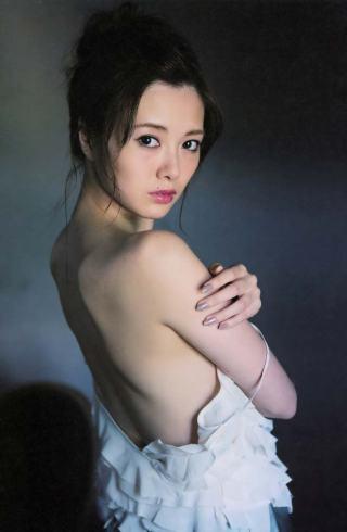 白石麻衣全裸ヌードエロお宝画像