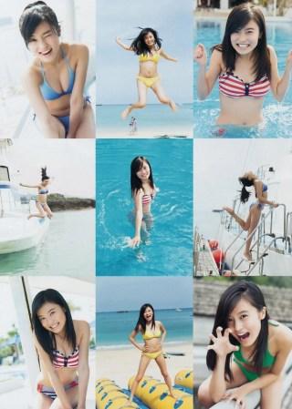 小島瑠璃子水着エロお宝画像