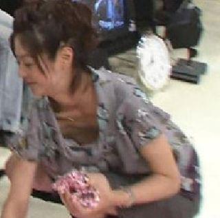 夏目三久おっぱいポロリ乳首露出放送事故エロお宝画像miku-natsume3