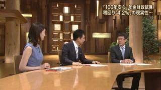 小川彩佳アナ乳首の突起がモロ透け放送事故エロお宝画像og4