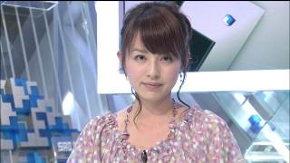 平井理央アナウンサー