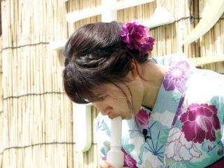 土屋太鳳のエロいフェラ顔お宝画像