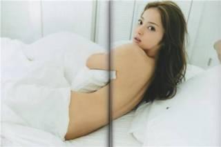 佐々木希全裸ヌードエロお宝画像7