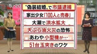 八木麻紗子アナ乳首透け胸ポッチおっぱい放送事故エロお宝画像