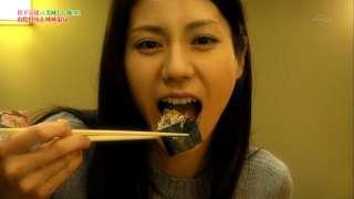 松下奈緒のエロいフェラ顔お宝画像