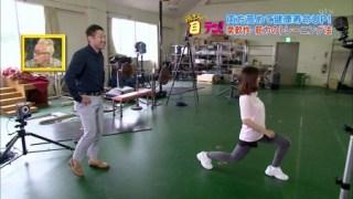 佐藤真知子アナの股間大開脚エロお宝画像