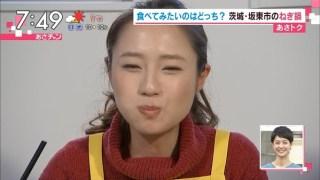 伊東楓アナのエロいフェラ顔お宝画像