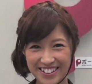 宇佐美佑果アナおっぱいの谷間胸チラリ放送事故エロお宝画像