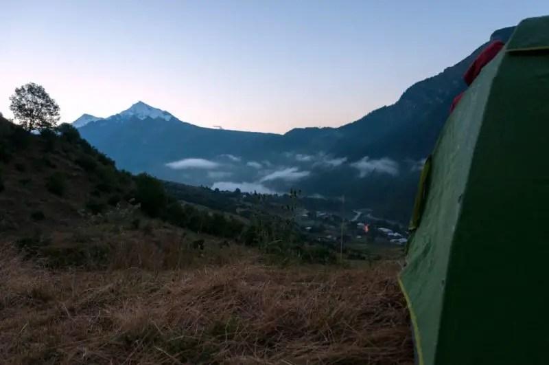 campeggio libero free camping