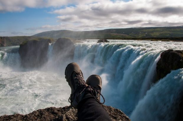 gullfoss cosa fare in 10 giorni in Islanda