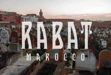 Diari di Viaggio | Marocco #2. Rabat