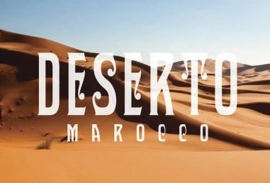 Diari di viaggio | Marocco #3. Il Deserto e l'Atlante