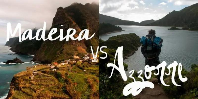 Madeira Azzorre