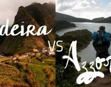 Madeira e Azzorre: due arcipelaghi a confronto