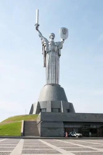 Madre Ucraina, Museo della Grande Guerra Patriottica