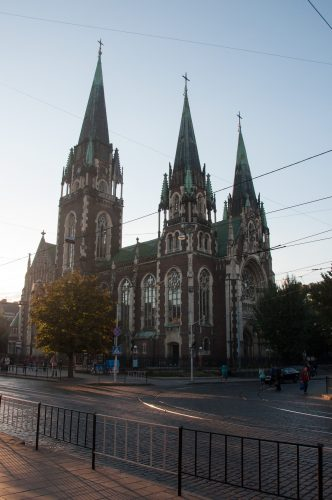 Chiesa di S. Olga ed Elisabetta