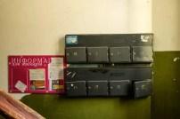 Una cassetta delle lettere