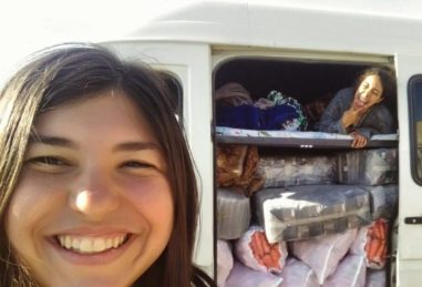 Storia di una notte su un furgone merci in Kirghizistan e di come mi persero una scarpa
