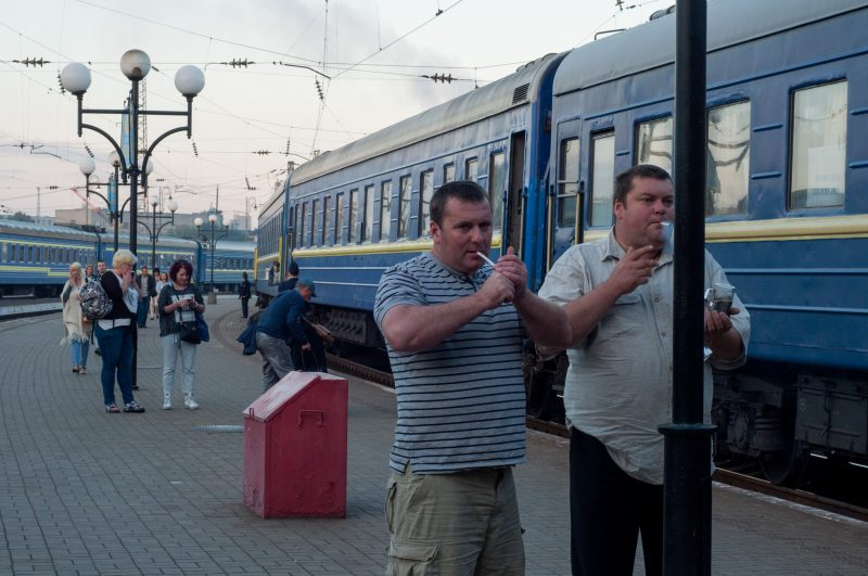 Viaggio in Ucraina Lviv Kiev Odessa in treno