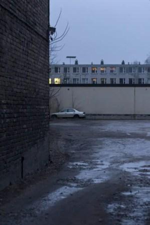 quartiere russo di riga lettonia maskavas forstate