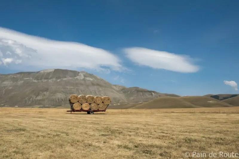 Monti Sibillini. Visitare i Piani di Castelluccio dopo il terremoto
