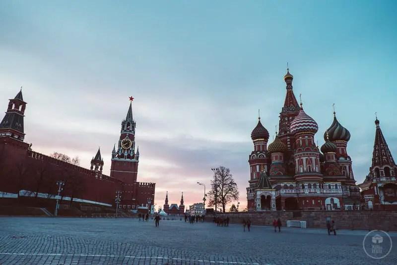Piazza Rossa Mosca cosa vedere