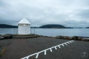 Il fiordo di Oslo visto da Drobak