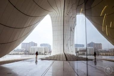 Storia di un passaporto perso a Baku, Azerbaijan