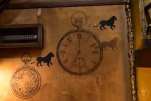 Stanza dei leoni alla House of Legends