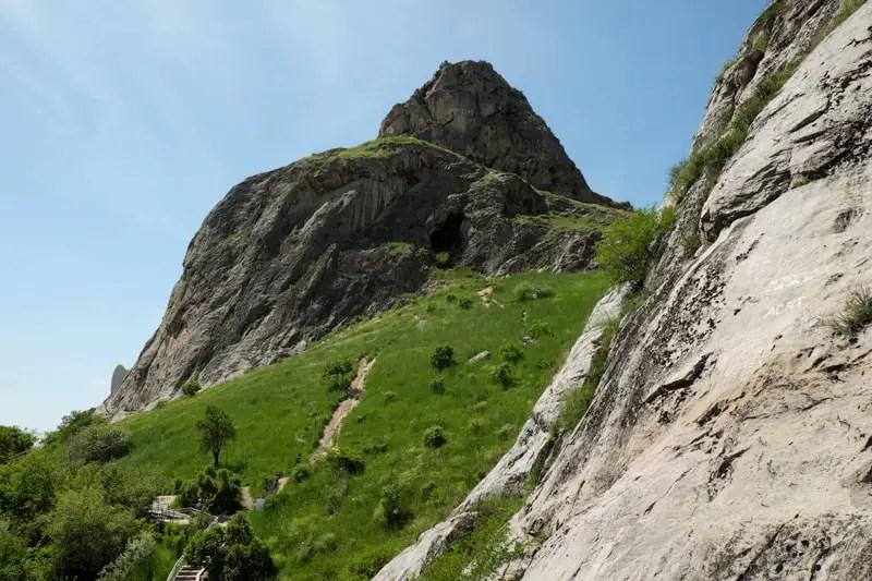 La Montagna Sacra di Osh