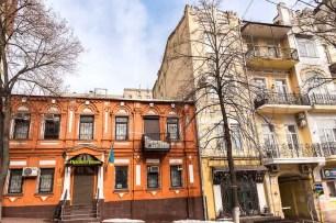 Case della Vecchia Kiev