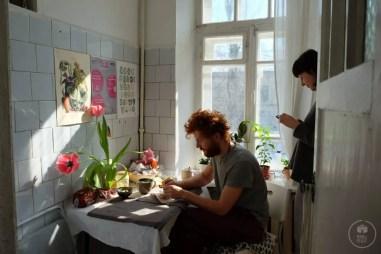 Helga Wigandt, una illustratrice botanica moldava: intervista video