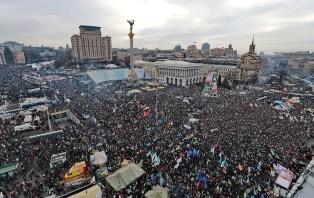 Le proteste di Euromaidan