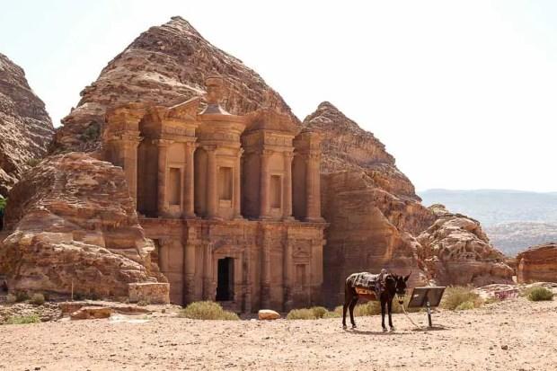 visitare petra da eilat israele