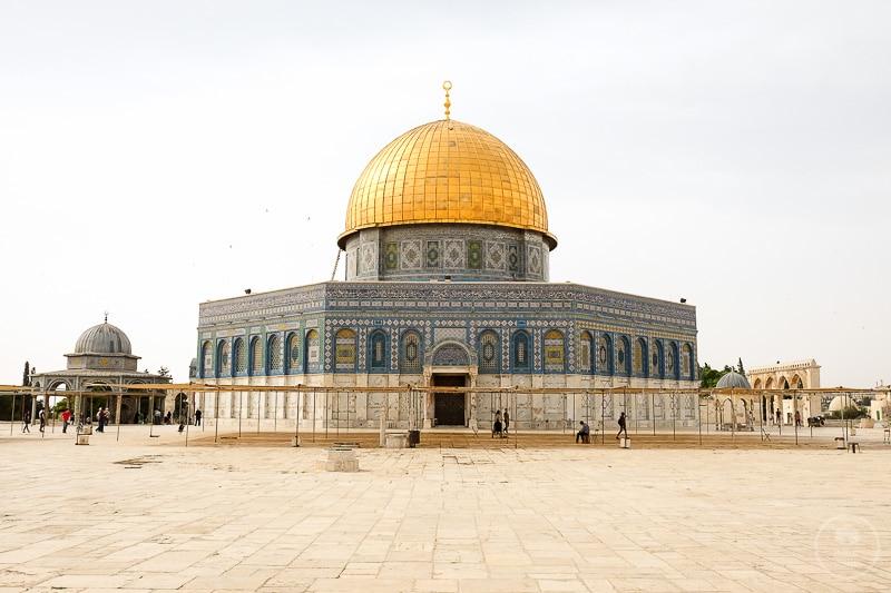 Viaggio in Israele, Palestina e Giordania: itinerario di 18 giorni