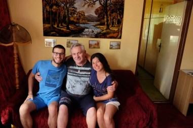 Storia di una sbronza slovacca e di nonno 'non standard', l'unico che non è stato male