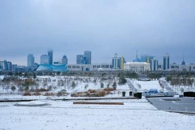 Cosa vedere ad Astana, Kazakistan: itinerario semiserio