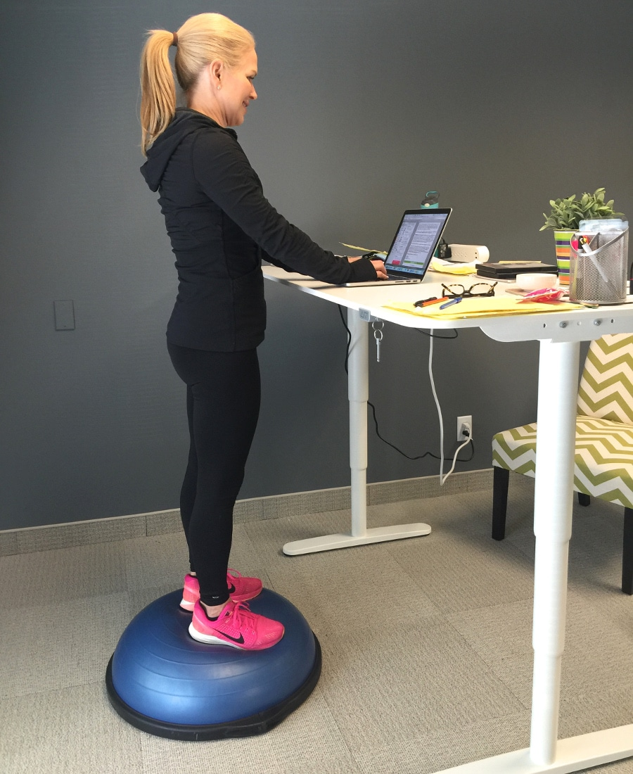 How to Exercise at the Office Finding the Best Under Desk