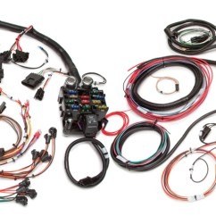 Jeep Cj Headlight Wiring Diagram 2006 Ford E350 Trailer 21 Circuit Direct Fit Harness | Painless Performance