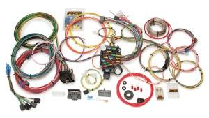 27 Circuit ClassicPlus Customizable 197387 GM C10 Pickup Truck Chassis Harness | Painless