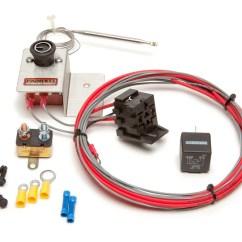 Radiator Fan Relay Wiring Diagram Draw Block Adjustable Control Great Installation Electric Kit Painless Performance Rh Painlessperformance Com Work Spectra